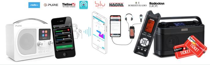 World Radio Contest : une dotation exceptionnelle de 3 800 euros récompensera chacun des 6 vainqueurs