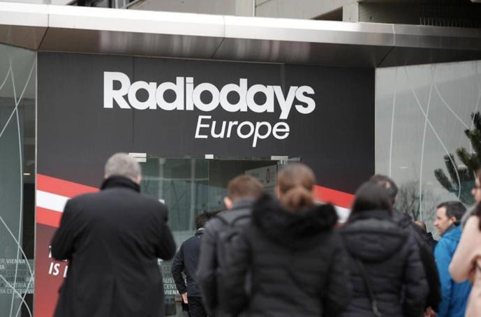 Lausanne accueillera les Radiodays Europe