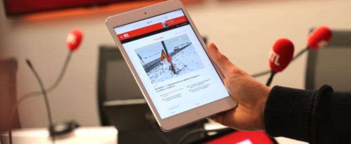 Audience numérique : année historique pour RTL