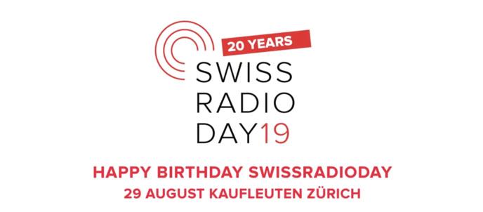 En 2019, le SwissRadioday a 20 ans