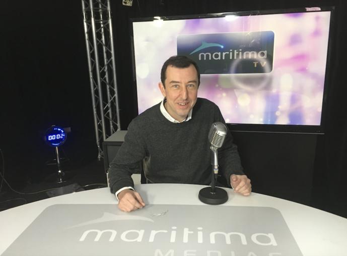 Passé par la PQR ou encore par la direction de Contact FM, Jean-Charles Verhaeghe, ici à Maritima, sillonne les studios des quatre coins de France et d'ailleurs