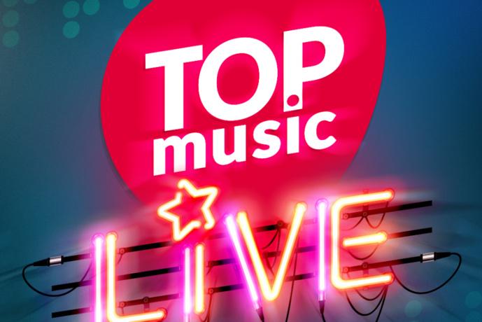 """Top Music prépare son """"Top Music Live"""""""