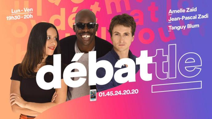 Mouv' : Gabriel Attal, invité de Debattle pour une émission spéciale