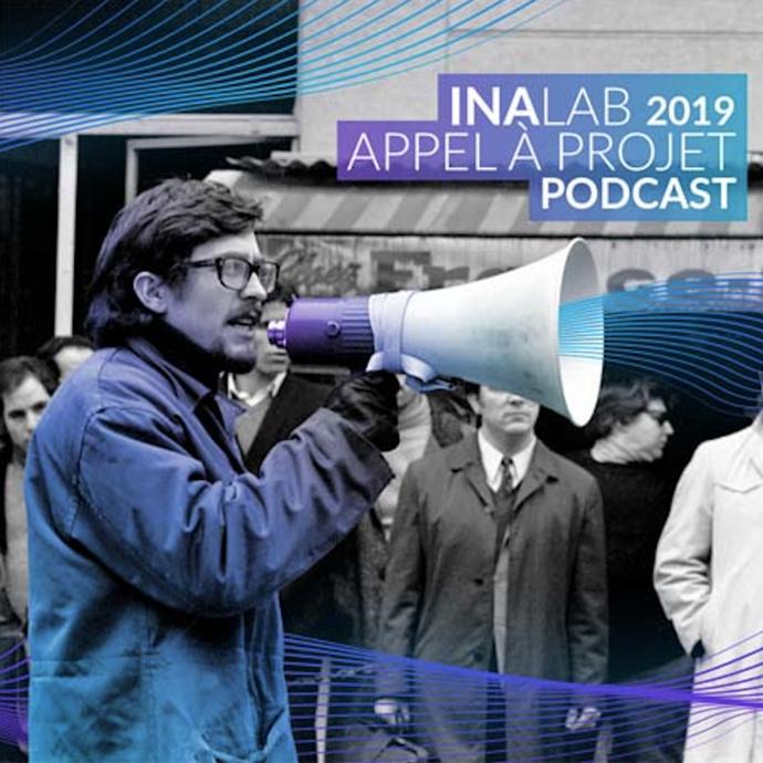 Appel à projets INALAB 2019 sous le signe du podcast