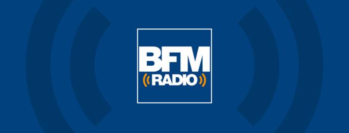 Le version audio de BFM TV émettra en DAB+ dès 2020.