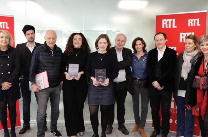 Les 2 gagnants de la 5e édition du #RTLChallenge Journalisme Numérique remporteront, comme Camille Schmidt et Marie Sasin en 2018, chacun une alternance d'un an pour intégrer la rédaction digitale du Groupe M6
