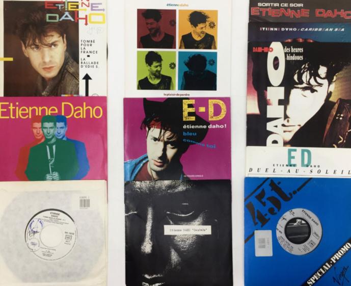 Europe 1 organise une vente des vinyles de sa discothèque