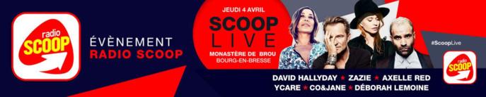 Radio Scoop : un Scoop Live à Bourg-en-Bresse