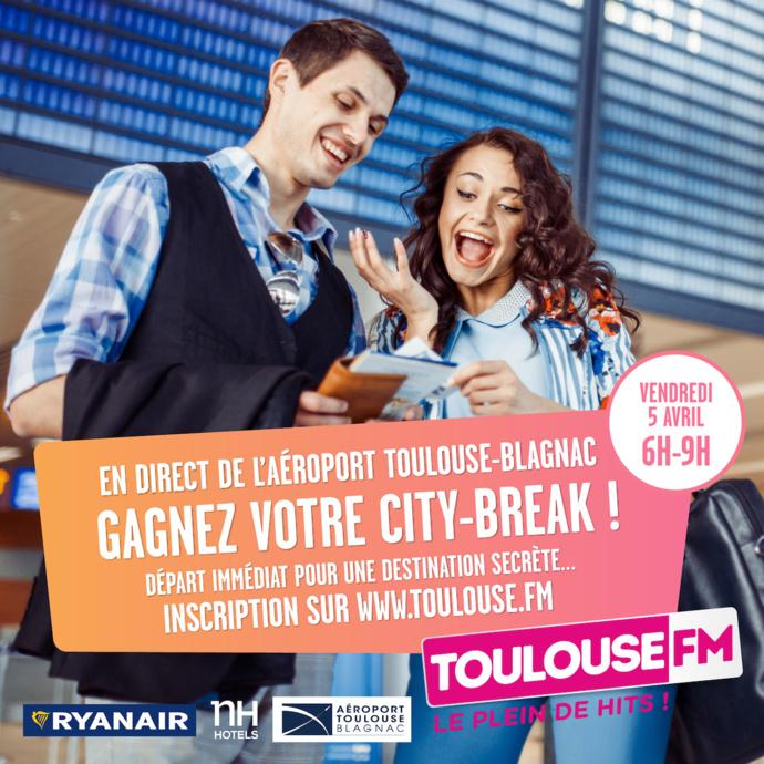 Toulouse FM : départ immédiat vers une destination secrète