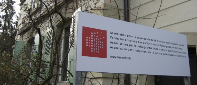 Suisse : un soutien accordé à des projets d'archivage
