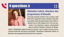 FlashBack en 2011 - 4 questions à Sébastien Lebois, directeur des programmes d'Alouette