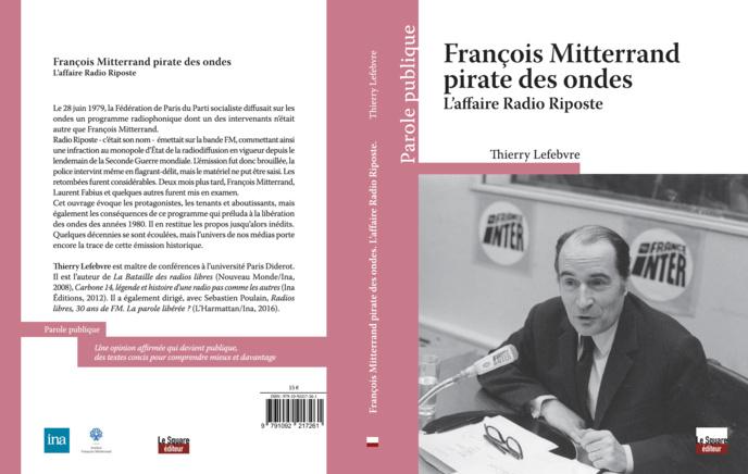 François Mitterrand pirate des ondes
