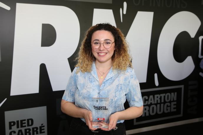 Camille Schmitt rejoint la rédaction de RMC