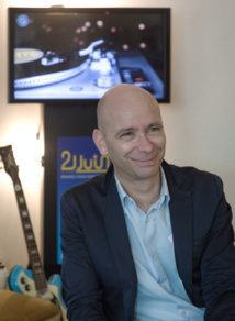 Éric Renard conçoit des habillages depuis plus de 15 ans.