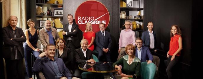 Radio Classique : +4 % d'audience sur un an, un million d'auditeurs par jour
