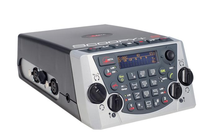 Ethernet, 3G, 4G, Wi-Fi, RNIS, 2G, 3G, RTC... le Scoopy+ S allie  polyvalence et technologie pour les reportages en direct