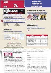 Téléchargez le PDF du Sommaire de la Lettre Pro n°2