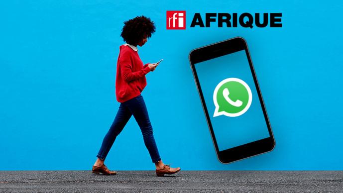"""RFI Afrique"" maintenant sur Whatsapp"