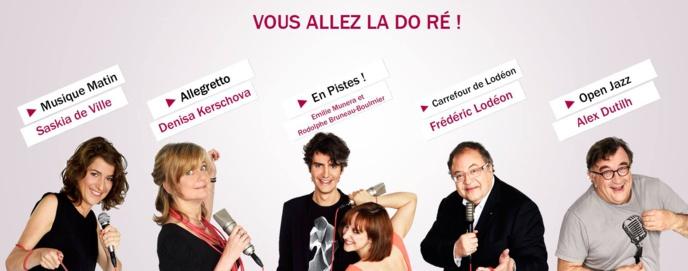 Meilleure performance depuis 2008 pour France Musique