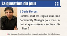Flashback en 2011 - La question du Jour n°3