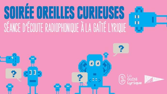 Radio Campus Paris : une soirée à La Gaîté Lyrique