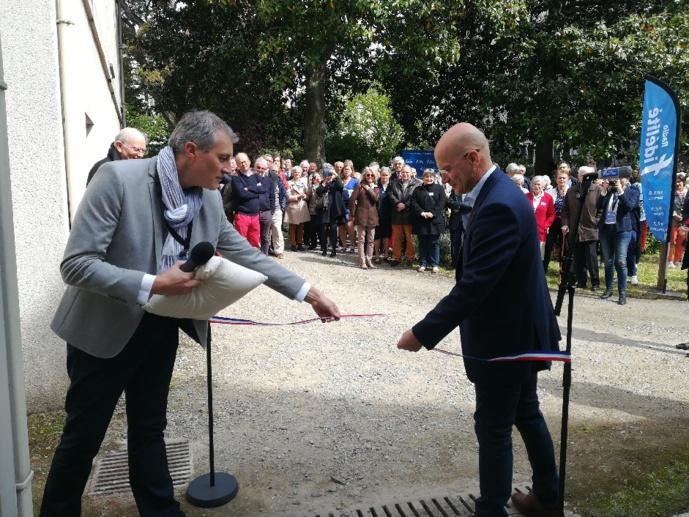 Radio Fidélité a inauguré ses nouveaux locaux