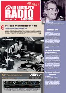 Pour télécharger La Lettre Pro de la Radio n°4 cliquez ici
