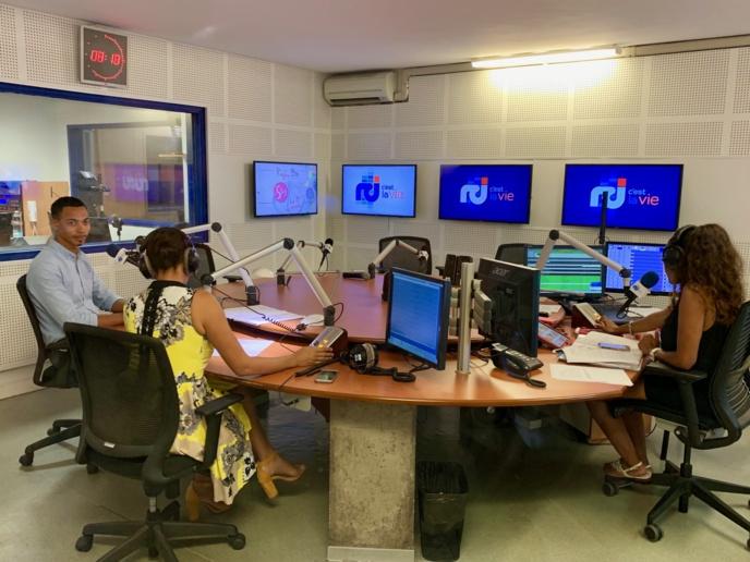 RCI réunit 45 à 50% des auditeurs aux Antilles. © D.R.