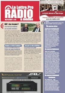 Pour télécharger La Lettre Pro de la Radio n°6 cliquez ici