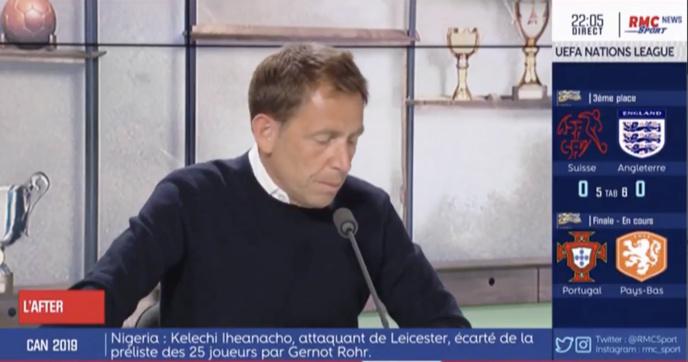 RMC : Daniel Riolo et Jérôme Rothen suspendus