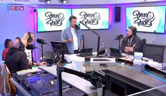 Le sympathique Bruno Guillon, vrai passionné de radio, a promis une nouvelle et 9e saison sur Fun Radio