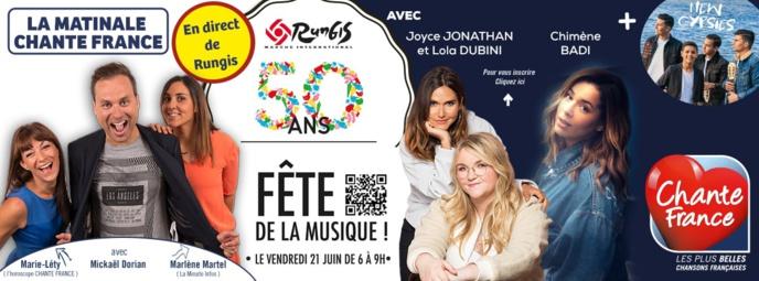 Chante France : une fête de la musique très matinale