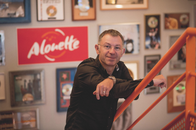 Sébastien Lebois, directeur des programmes d'Alouette depuis juin 2002. © D.R.
