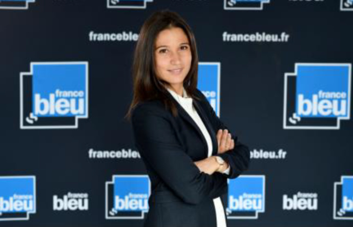 Anciennce joueuse professionnelle, Nadia Benmokhtar est la consultante de France Bleu à l'occasion de cette Coupe du monde © Christophe Abramowitz