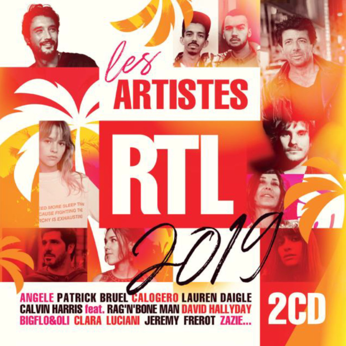 Parution de la compilation de l'été de RTL