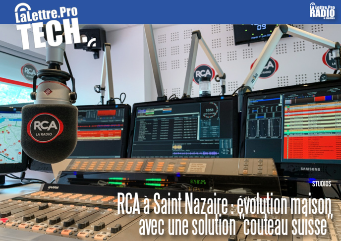 """Le MAG 113 - RCA : évolution maison avec une solution """"couteau suisse"""""""