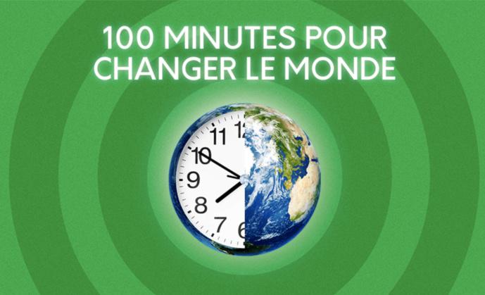 """Nostalgie, NRJ et Chérie FM lancent l'opération """"100 minutes pour changer le monde"""""""