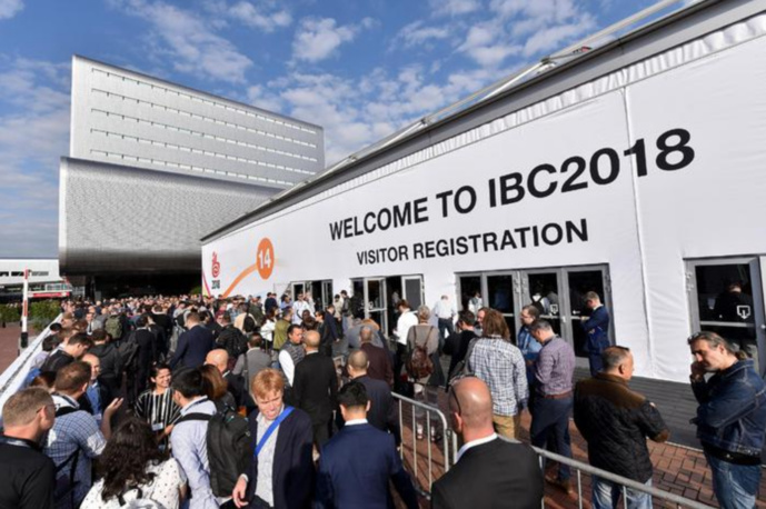Nouvelle édition de l'IBC à Amsterdam