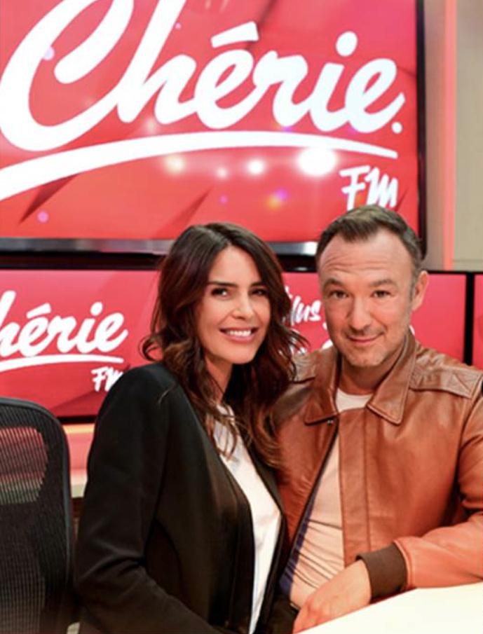 Alexandre Devoise et Sophie Coste à la matinale de Chérie FM dès le 26 août © Anthony Gnhassia / Sipa Press