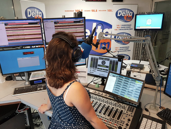 Delta FM au top des audiences radio © Delta FM