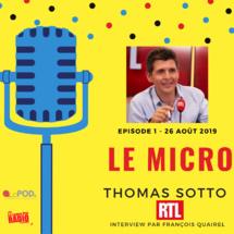 RTL Soir : la mécanique Sotto déjà bien huilée