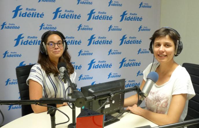 Charlotte Seignard et Domitille Devevey : deux nouvelles voix sur Radio Fidélité