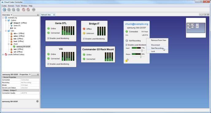 Tieline présente Cloud Codec Controller à l'IBC