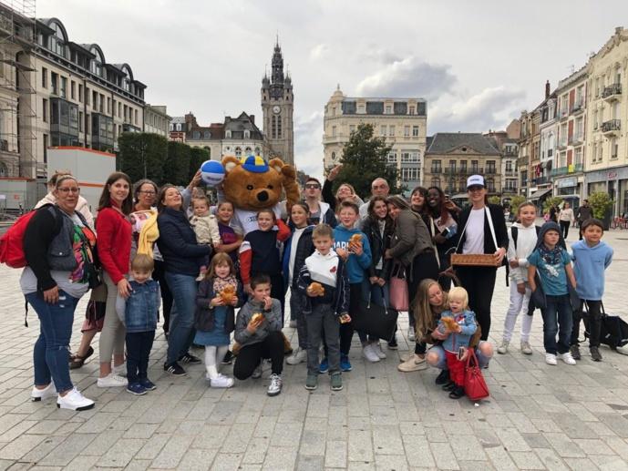 Contact FM était à Douai pour la Journée du Nounours