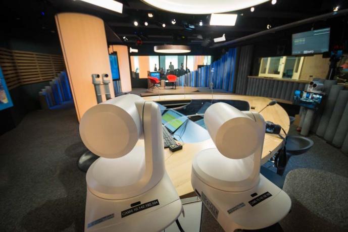 StudioTalk se présente comme une solution complète permettant de réaliser des émissions en direct ou non