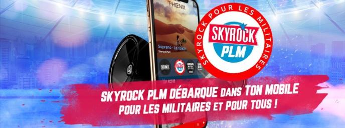 Skyrock PLM a débuté ses émissions en direct