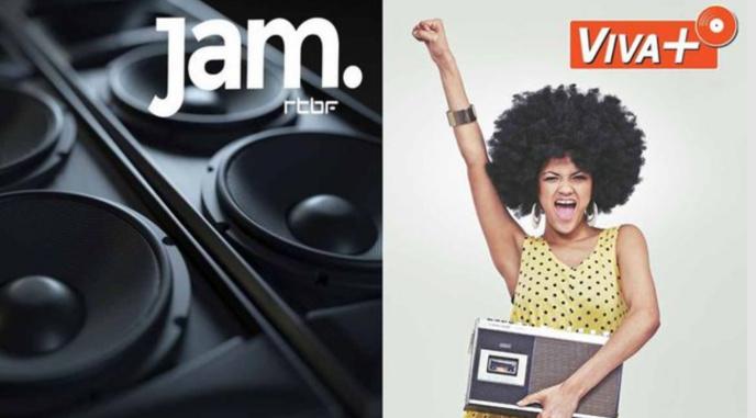 Jam et Viva+: le DAB+ accueille deux nouvelles radios de la RTBF