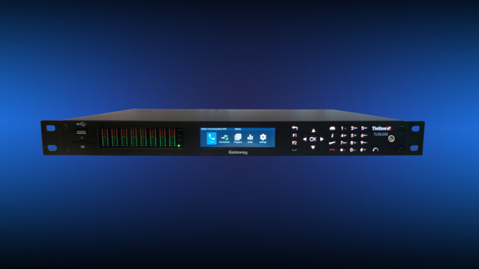 Tieline dévoile le Gateway codec pour audio IP multicanal