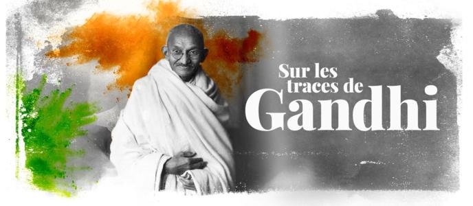 RFI : un webdocumentaire sur Gandhi