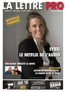 Téléchargez le 115e numéro de La Lettre Pro de la Radio